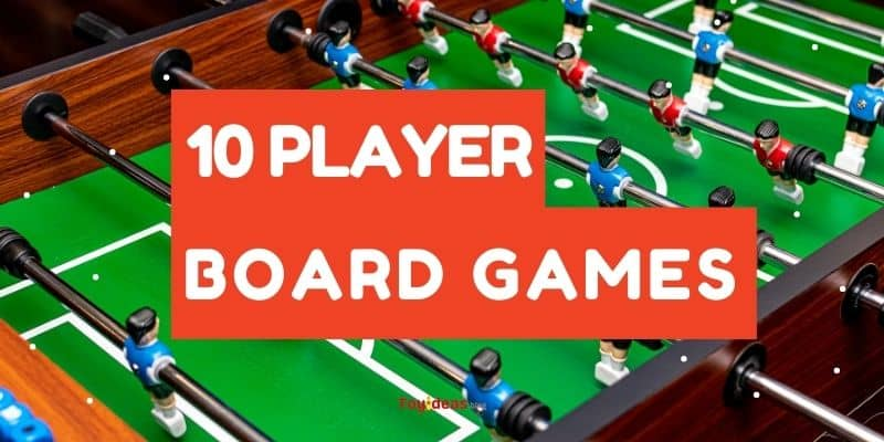 10 Player Board Games