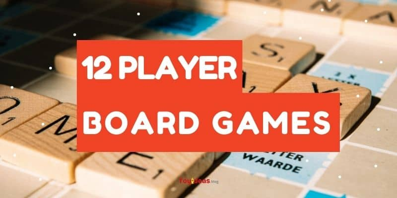 12 Player Board Games