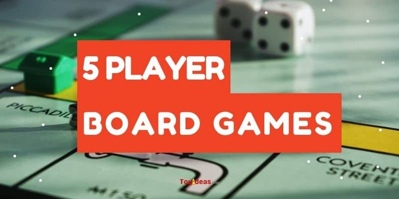 5 Player Board Games