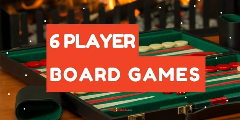 6 Player Board Games