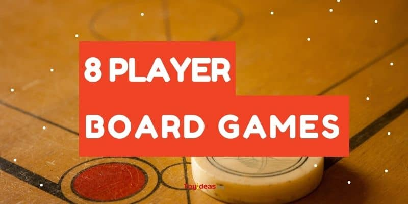 8 Player Board Games