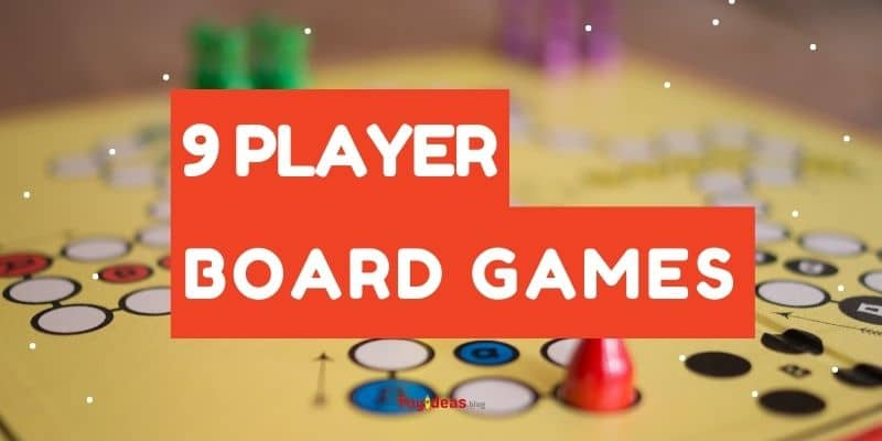 9 Player Board Games