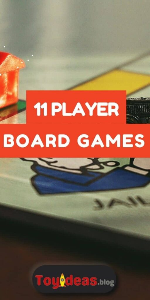 Board Games for 11 Players