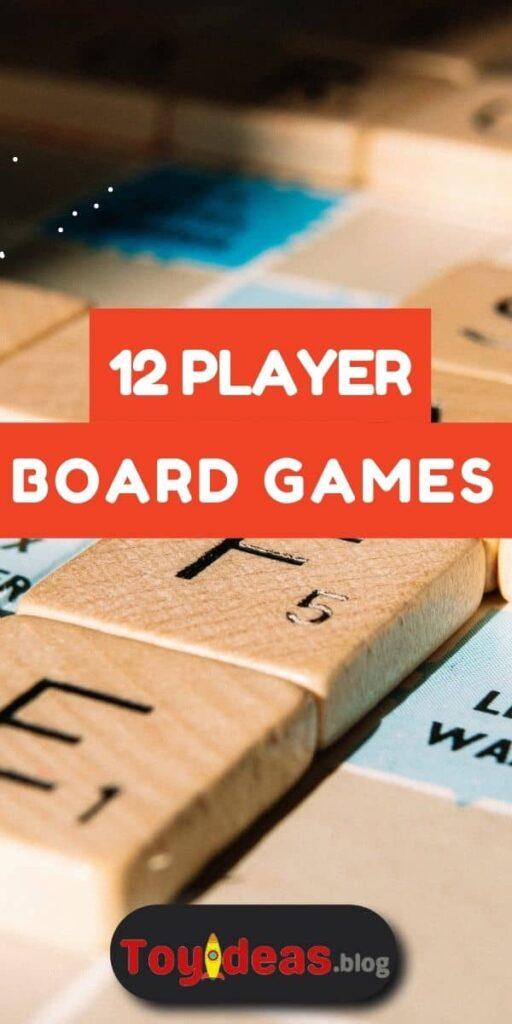 Board Games for 12 Players