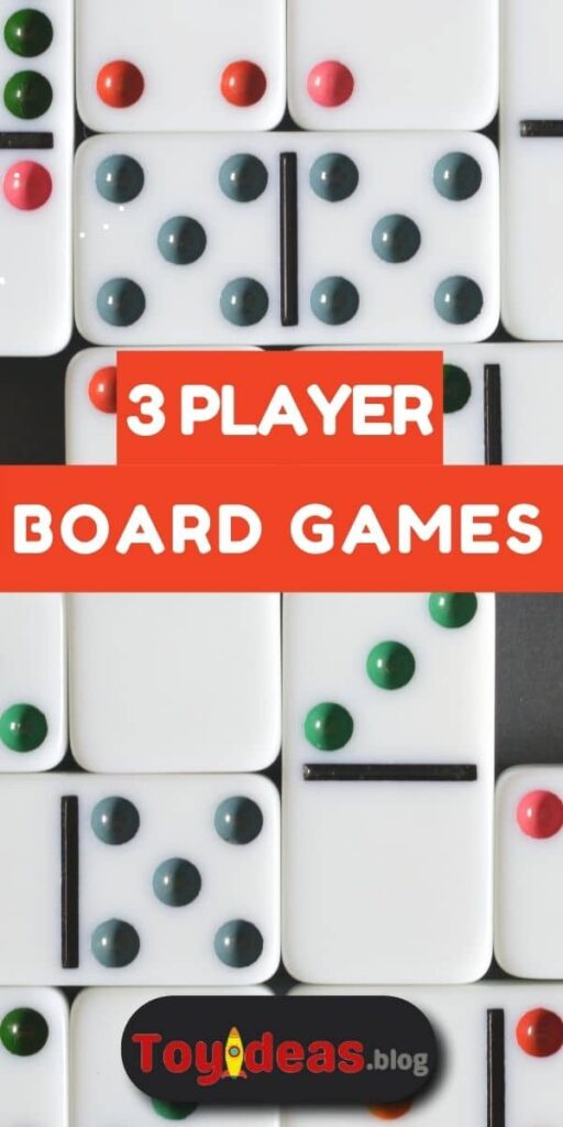 Board Games for 3 Players