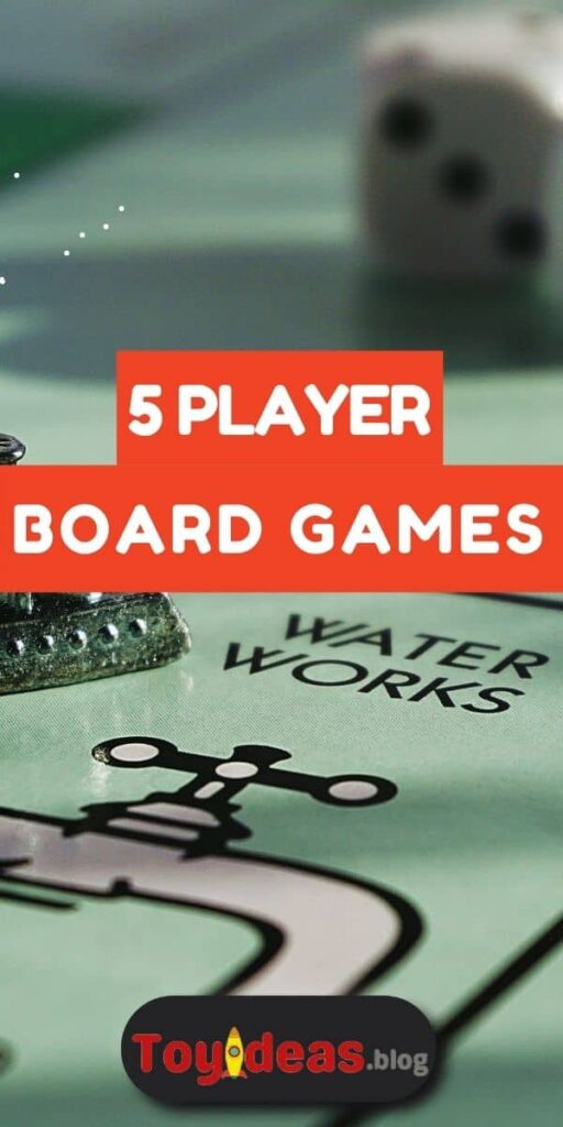 Board Games for 5 Players