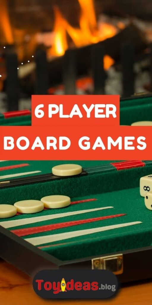 Board Games for 6 Players