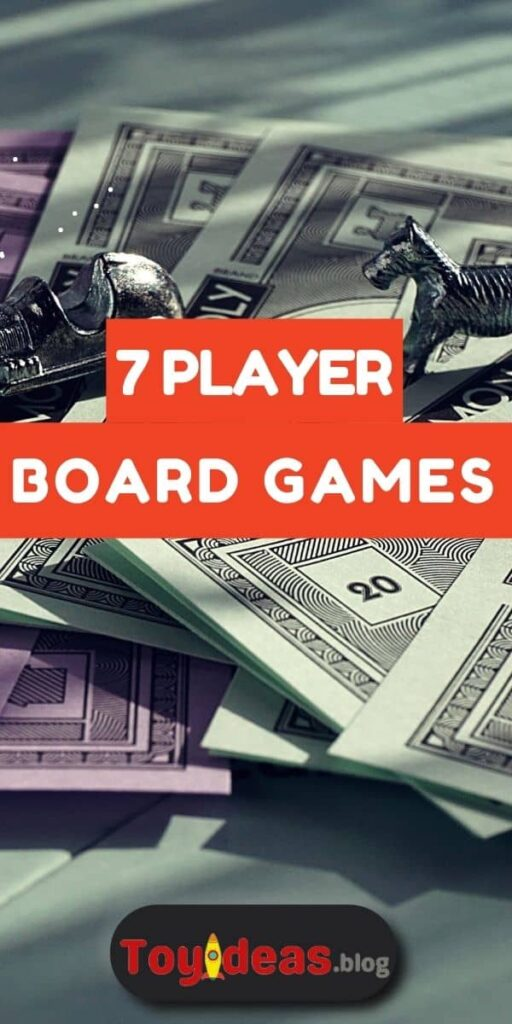 Board Games for 7 Players