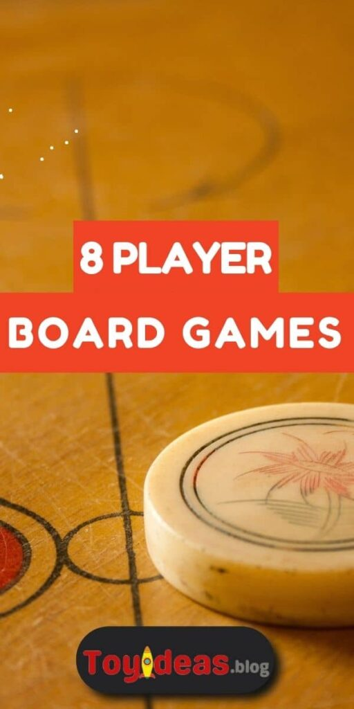 Board Games for 8 Players