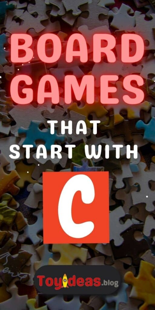 Board Games that start with c