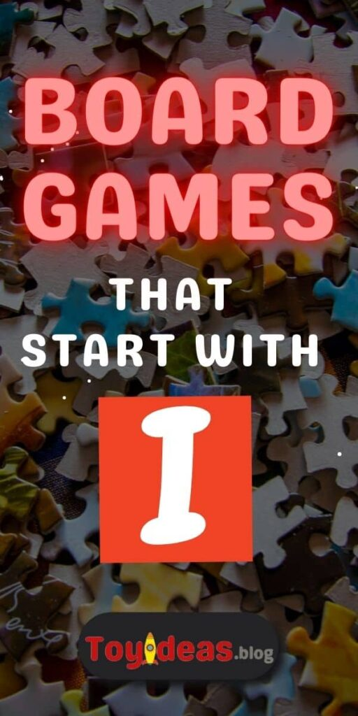 Board Games that start with i