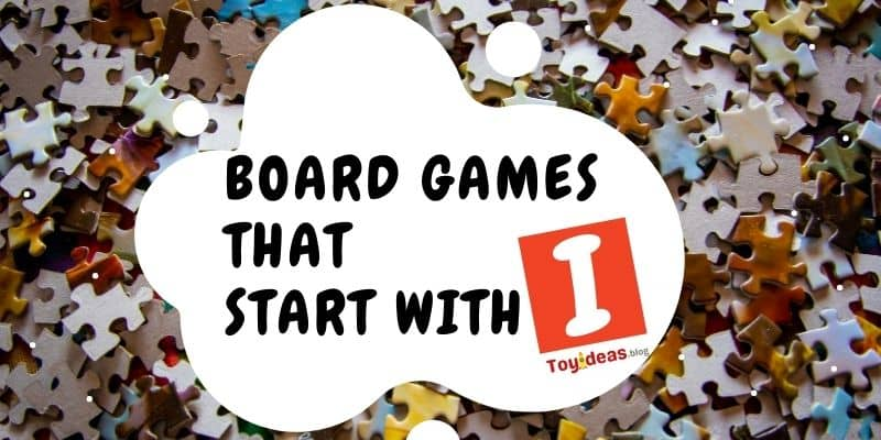Board Games that start with letter i