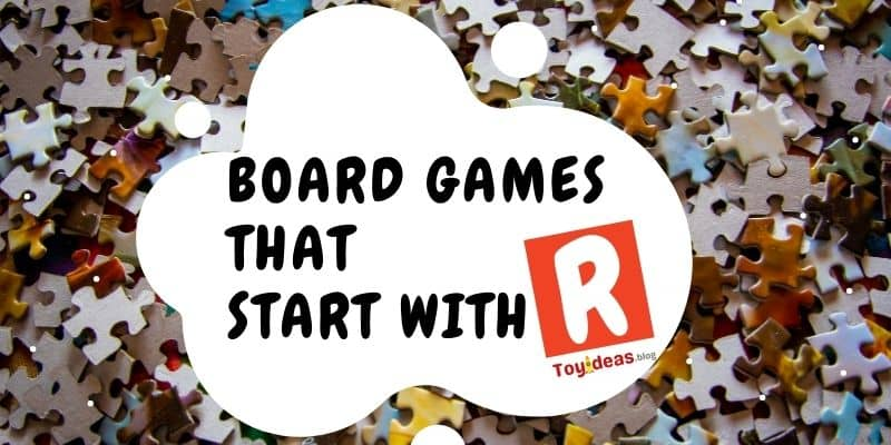 Board Games that start with letter r
