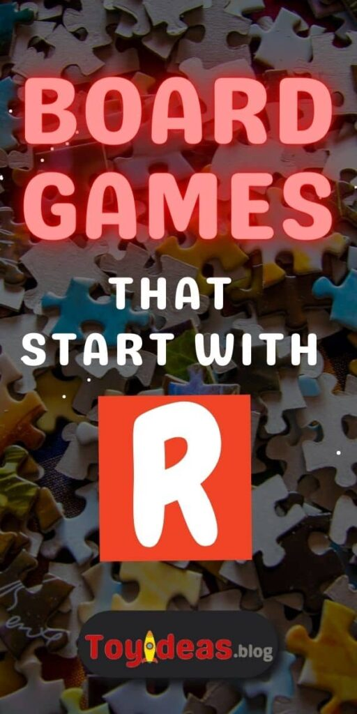 Board Games that start with r